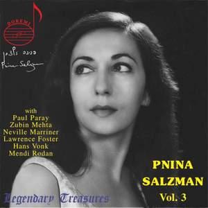Pnina Salzman (Vol. 3)