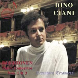 Dino Ciani: Beethoven Piano Concertos