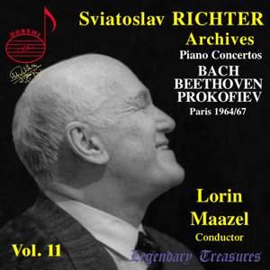 Sviatoslav Richter Archives, Volume 11