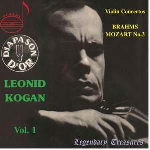 Brahms: Violin Concerto & Mozart: Violin Concerto No. 3