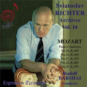 Sviatoslav Richter Archives, Volume 14