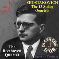 Shostakovich: The 15 String Quartets