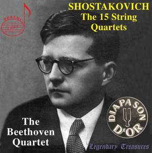 Shostakovich: The 15 String Quartets