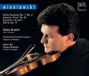 Wieniawski - Violin Concertos Nos. 1 & 2