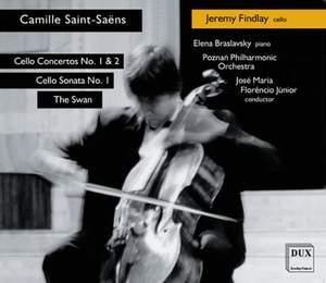 Saint-Saens: Cello Concertos