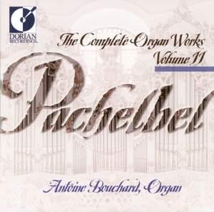 Pachelbel: Complete Organ Works Vol. 10