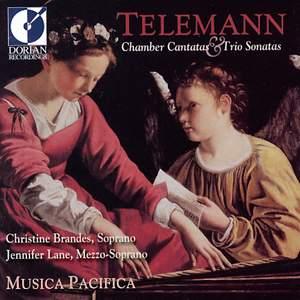 Telemann: Chamber Cantatas & Trio Sonatas