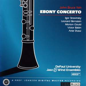 Yeh Deroche Lark: Ebony Concerto