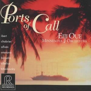 Oue, Mo : Ports Of Call