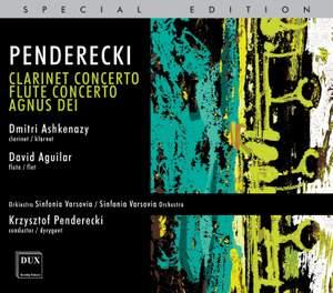 Penderecki: Clarinet & Flute Concertos