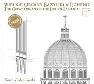 The Great Organ of the Lichen Basilica