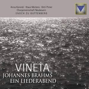 Vineta: Ein Liederabend