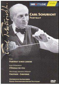 Carl Schuricht - Portrait
