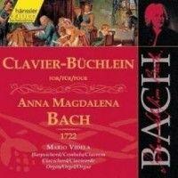 Bach: Clavier-Büchlein Für Anna Magdalena Bach 1722