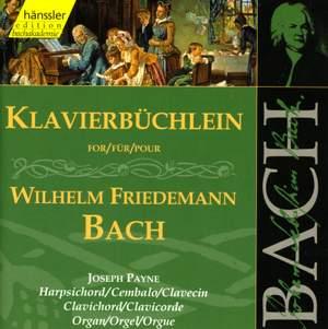 Bach, J S: Klavierbüchlein für W F Bach