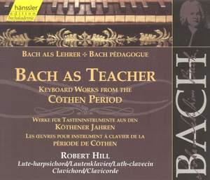 Bach as Teacher
