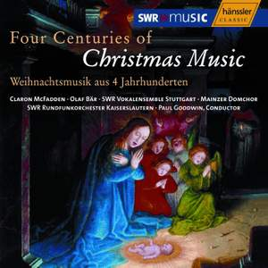Four Centuries of Christmas Music Product Image