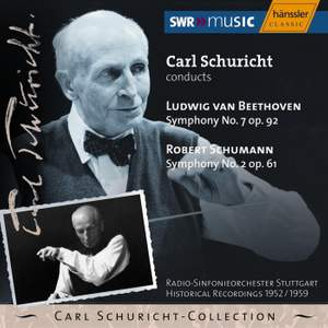 Beethoven: Symphony No. 7 & Schumann: Symphony No. 2