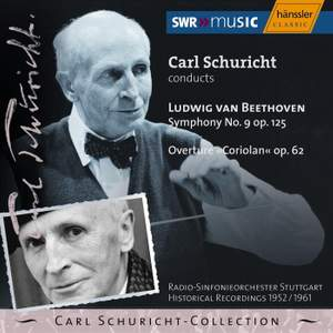 Beethoven: Symphony No. 9 & Coriolan Overture