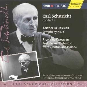 Bruckner: Symphony No. 7 & Wagner: Prelude & Liebestod