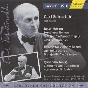 Haydn: Symphony No. 95 in C minor, etc.