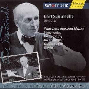 Mozart: Symphonies Nos. 35, 38 & 40 & Arias
