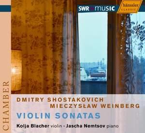 Shostakovich & Vainberg: Violin Sonatas