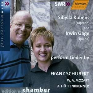 Lieder by Mozart, Schubert & Hüttenbrenner