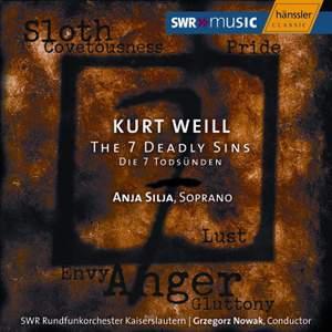 Weill, K: The Seven Deadly Sins, etc.