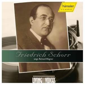 Friedrich Schorr sings Richard Wagner