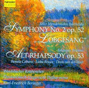 Mendelssohn: Symphony No. 2 in B flat major, Op. 52 'Lobgesang', etc.