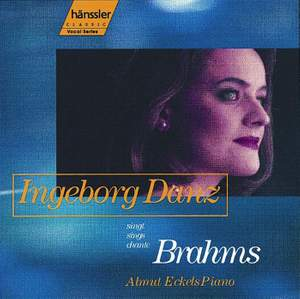 Ingeborg Danz sings Brahms