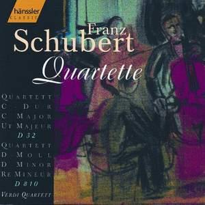 Schubert: String Quartets Nos. 2 & 14