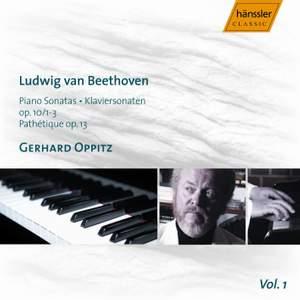 Beethoven: Complete Piano Sonatas (Vol. 1)
