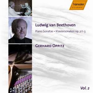 Beethoven: Complete Piano Sonatas (Vol. 2)