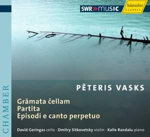 Pēteris Vasks: Instrumental Works