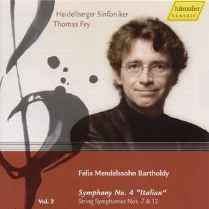 Mendelssohn - Complete Symphonies Volume 2