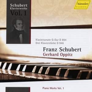 Schubert - Piano Works Volume 1