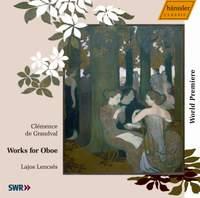 Clemence de Grandval: Works For Oboe
