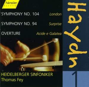 Haydn - Complete Symphonies Volume 1