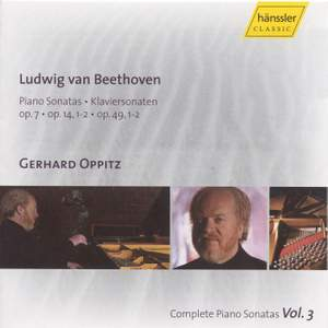 Beethoven: Complete Piano Sonatas (Vol. 3)
