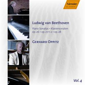 Beethoven: Complete Piano Sonatas (Vol. 4)