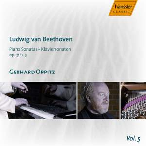 Beethoven: Complete Piano Sonatas (Vol. 5)