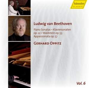 Beethoven: Complete Piano Sonatas (Vol. 6)