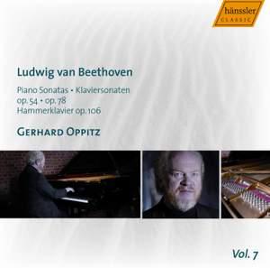 Beethoven: Complete Piano Sonatas (Vol. 7)