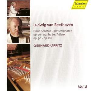 Beethoven: Complete Piano Sonatas (Vol. 8)