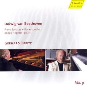 Beethoven: Complete Piano Sonatas (Vol. 9)