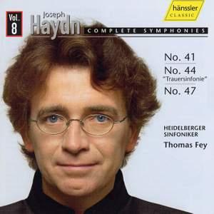 Haydn - Complete Symphonies Volume 8