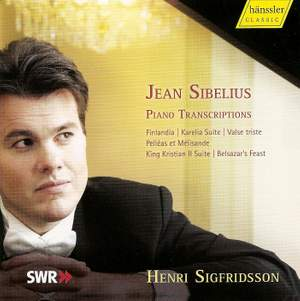 Jean Sibelius: Piano Transcriptions