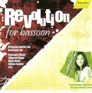 Junko Kudo: Revolution for Bassoon